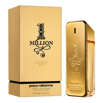 Paco Rabanne - 1 Million Absolutely Gold