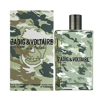Zadig & Voltaire - This is Him No Rules