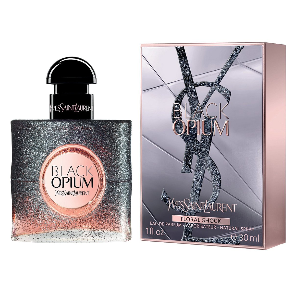 Yves Saint Laurent - Black Opium Floral Shock